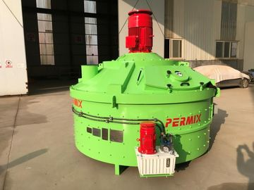 PMC500 Planetary Cement Mixer 18.5kw High Efficiency Low Energy Consumption