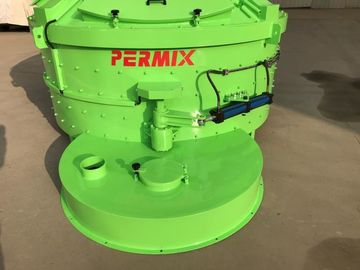 Steel Material Cement Concrete Mixer Machine 9200kgs Weight Flexible Layout