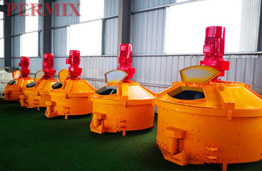 Heavy Duty Construction Site Planetary Concrete Mixer  Precast Mixing PMC500 L