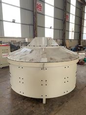 PMC100 Small Size Vertical Shaft Mixer Refractory Materials Mixing Fire Bricks Mixing