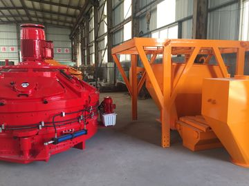 PMC1500 Planetary Mixer Construction Site Ceramic Artificial Stone Mixing China