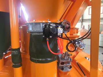 Concrete Mixer 1125L PMC1250 Shaped refractory material Fire Bricks Mixing