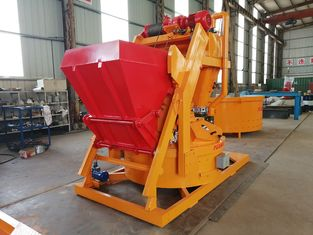 PMC1000 Planetary Concrete Mixer Short Mixing Time Vertical Shaft Precast Panel