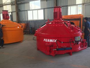 PMC500 Large Cement Mixer 750L Input Capacity Solid Waste Treatment Batch Mixing