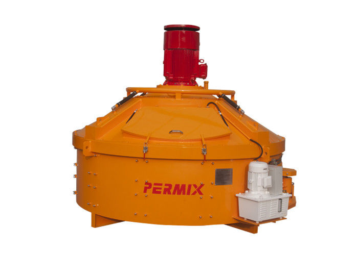 37kw Planetary Concrete Mixer PMC1000 Type CE Certificate 2400kgs